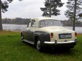 mobile_Rover p4 100 klassiker
