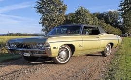 Chevrolet Impala Custom Coupe 327