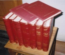 Teknos handböcker 10 st