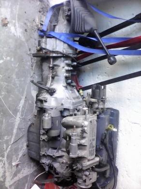 Suzuki motor 1300 GTI