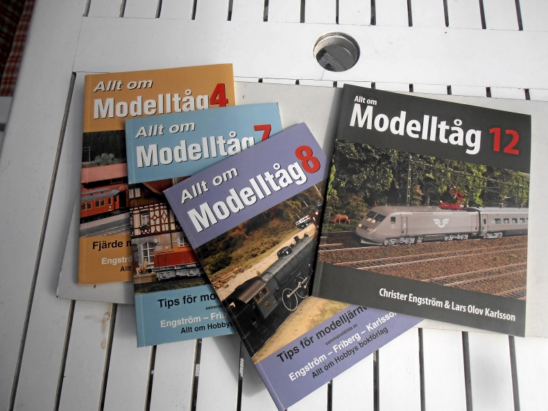 Allt om modelltåg