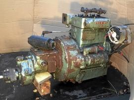 Båtmotor Albin AD2 Diesel 2-cyl