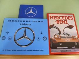 MERCEDES-BENZ LITTERATUR