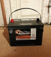Deka startbatteri CCA 800