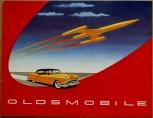 Broschyr Oldsmobile 1954