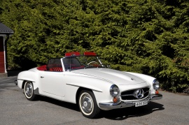 mobile_Mercedes-Benz 190 SL