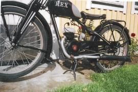 Rex reservdelskatalog 1931-52