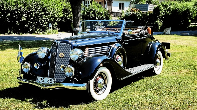 Buick 2 d conv. Model 56.