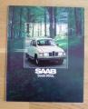 Broschyr Saab 96GL 1979