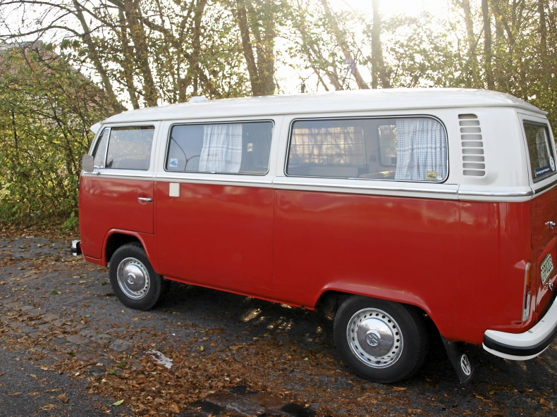 VW Lyxbuss