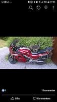 Honda vf 1000 F2 Bol d´or