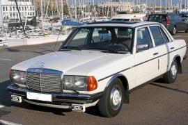 Mercedes-Benz 200 W123