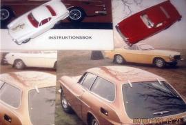 Volvo P1800 1961-1972