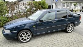 Toppenfin Sportig Volvo S70 GLT2,4L med 200 Hk