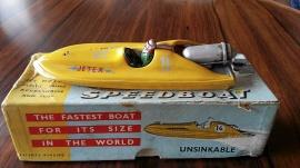 Jetex Speedboat