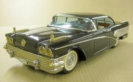 Buick 1958 plåtbil
