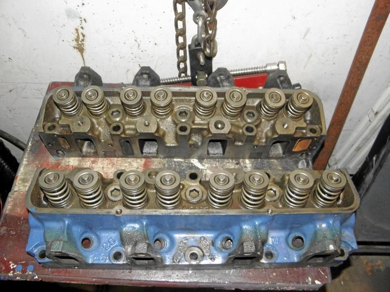 Ford 390 Toppar -64.