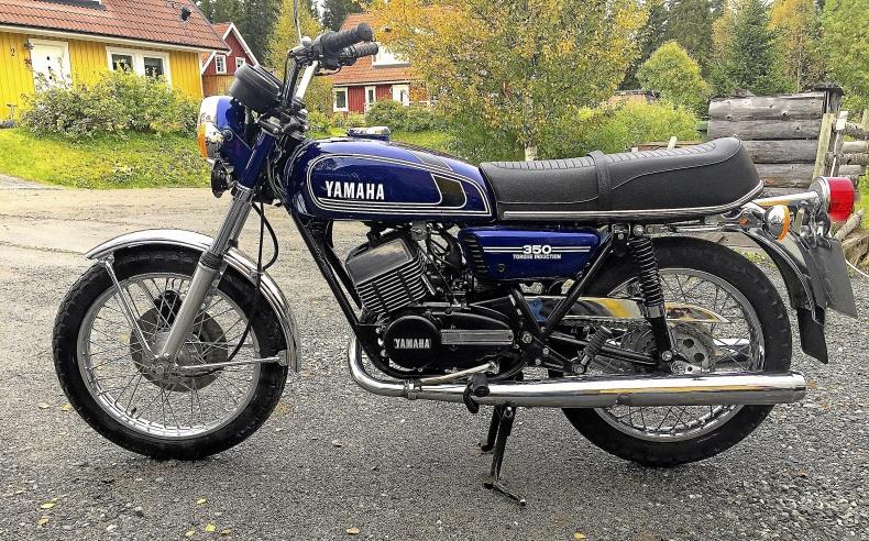 mobile_Yamaha RD 350
