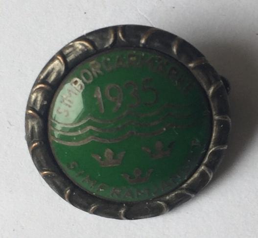 Simborgarmärket 1935