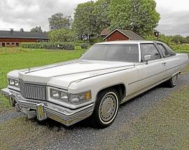 Cadillac De Ville Coupé