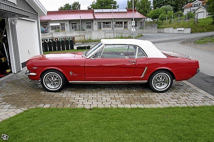 Ford Mustang GT V8
