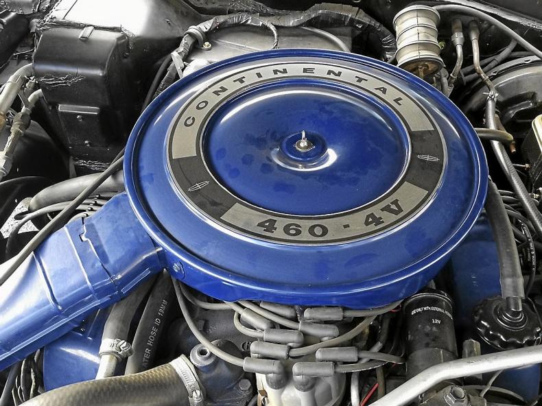 Lincoln Mark III V8