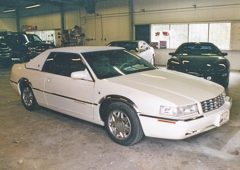 Cadillac Eldorado Northstar