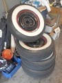 Fälgar och däck