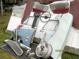 Saab, Fiat, Opel, Renault, Audi, Ford. Delar 1938-87