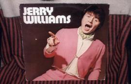 Jerry Williams LP-skiva