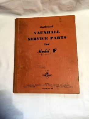 Vauxhall-litteratur