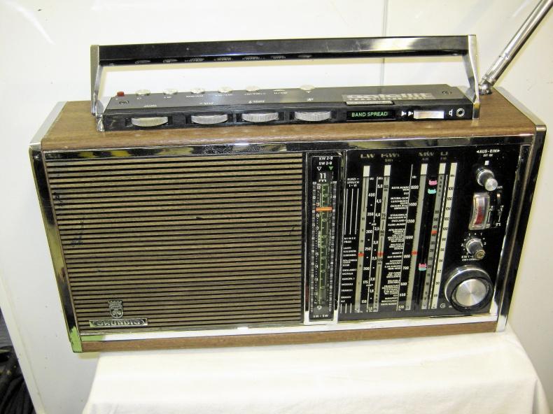 Grundig Satellit transistor 6001