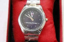 Bilmärkes Klocka Pontiac