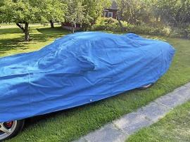 Bilkapell / Överdrag till Corvette C4