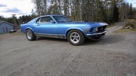 Mustang mach170