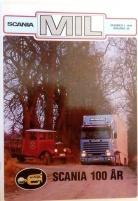 Scania Mil-tidning