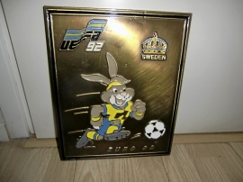 "Mycket trevlig ""tavla"" Fotboll 92"