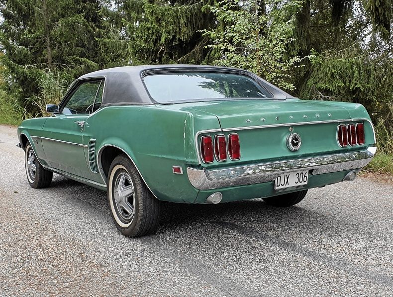 Ford Mustang 68
