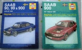 Saab Gör det själv-böcker