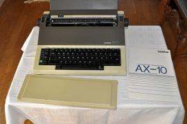 Elektronisk skrivmaskin Brother AX-10