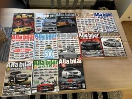Årsböcker Alla Bilar