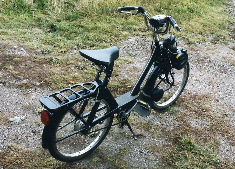 mobile_Moped Veosolex 1980-tal