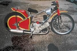 Speedway - Jawa 884-5 500 cc