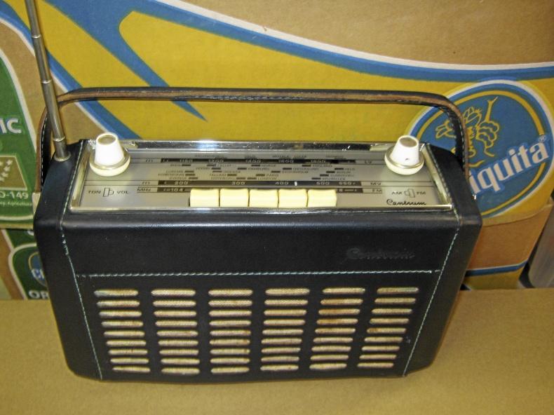 Transistorradio  Centrum