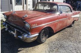 Chevrolet Bel Air Hard Top