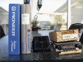Bilradio och tillbehör