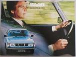 Broschyr Saab 99 1978