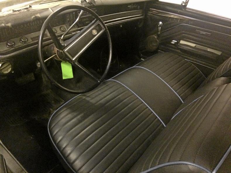 Buick Skylack cab