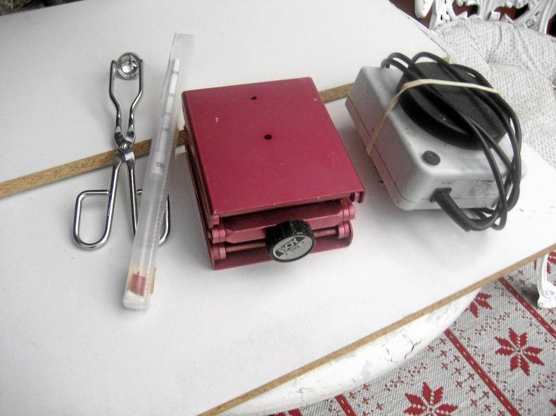 Laborationsutrustning i Kemi