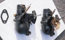 Förgasare Zenit 1 och 2
